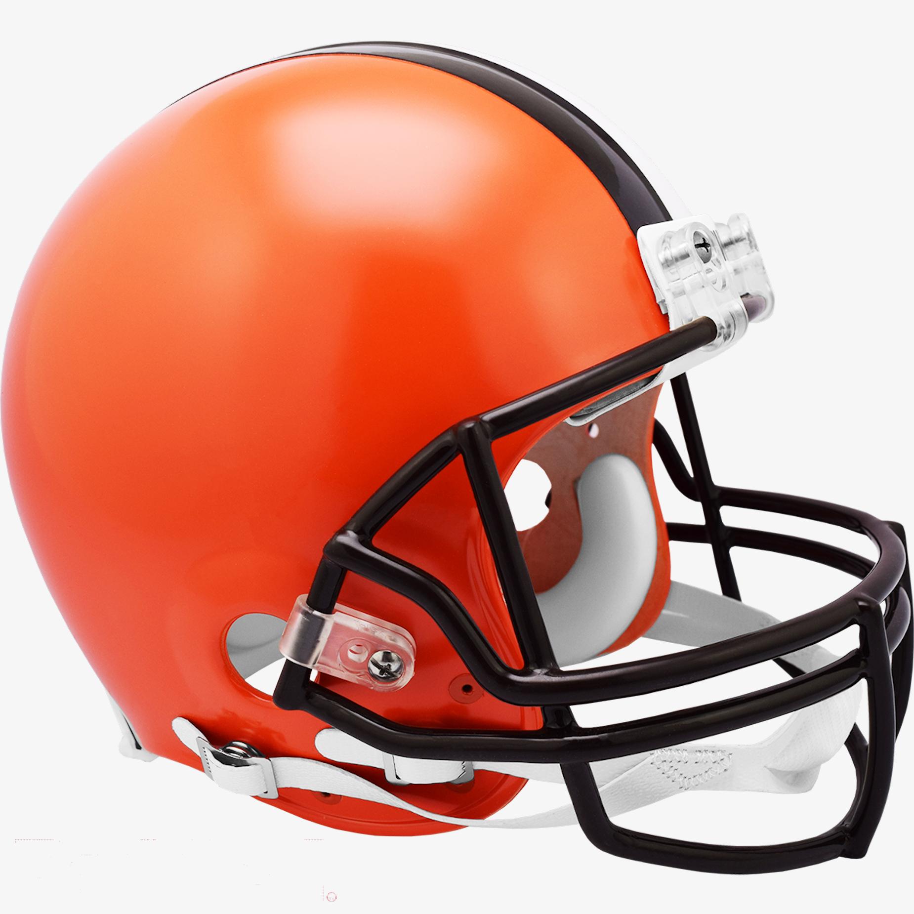 Cleveland Browns Football Helmet
