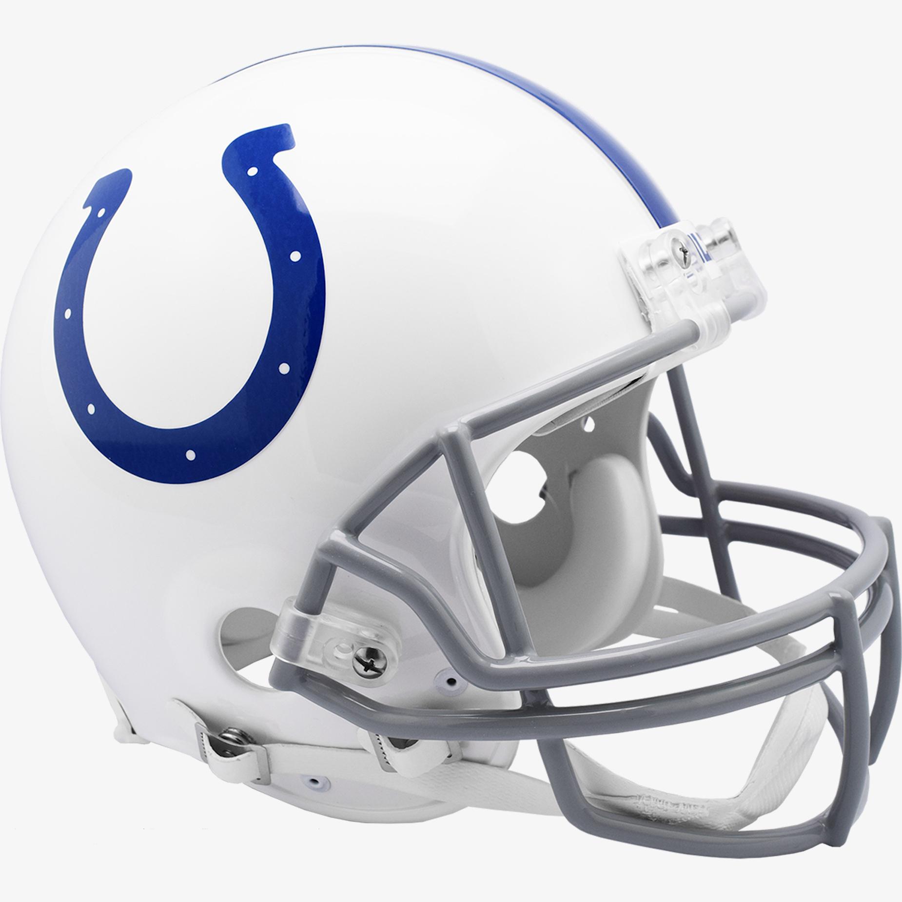 Indianapolis Colts Football Helmet <B>NEW 2020</B>