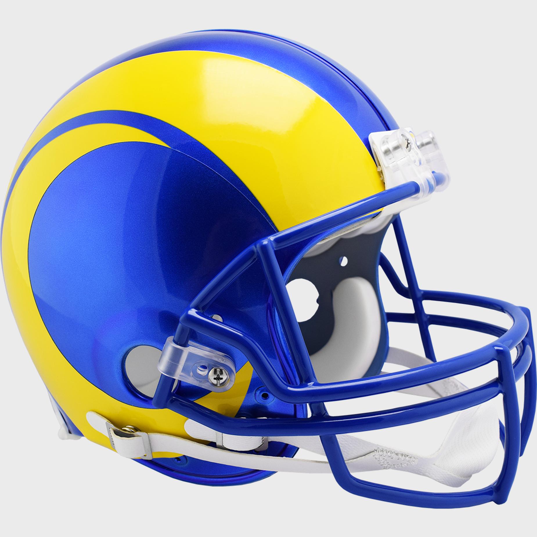 Los Angeles Rams Football Helmet <B>NEW 2020</B>