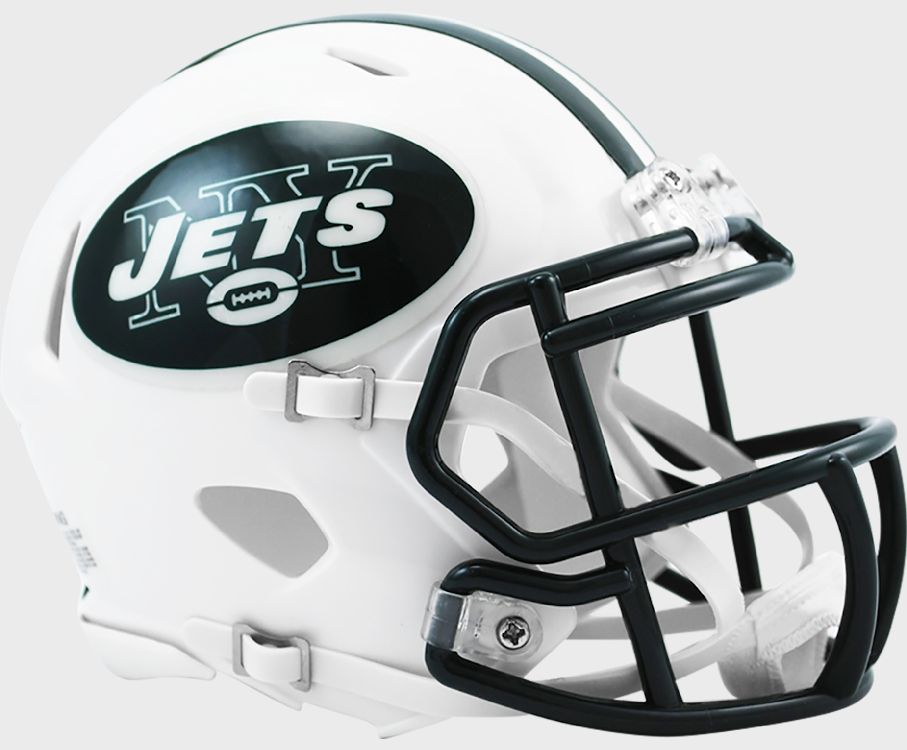 New York Jets NFL Mini Speed Football Helmet