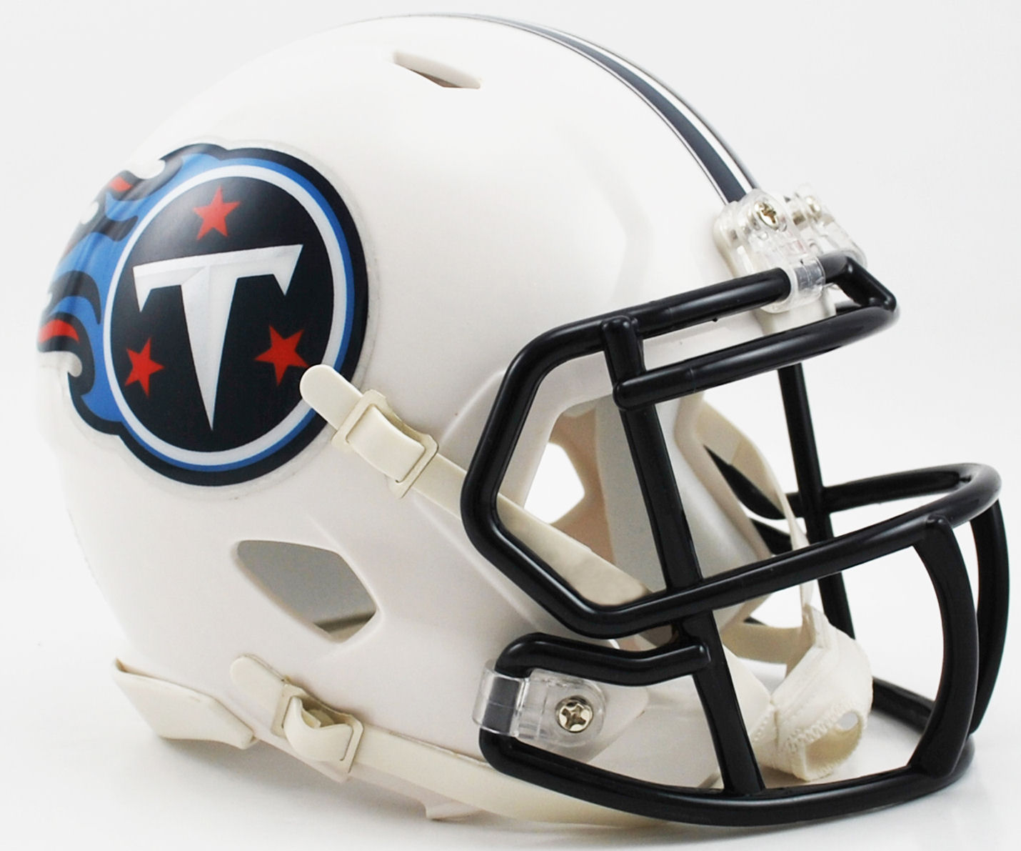 Tennessee Titans NFL Mini Speed Football Helmet <B>Discontinued</B>