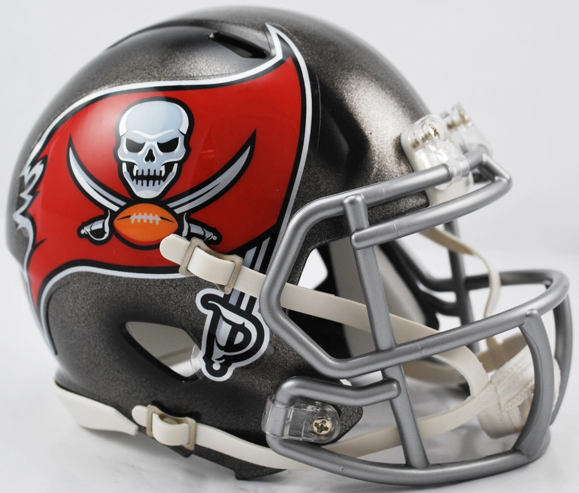 Tampa Bay Buccaneers NFL Mini Speed Football Helmet <B>New 2014</B>