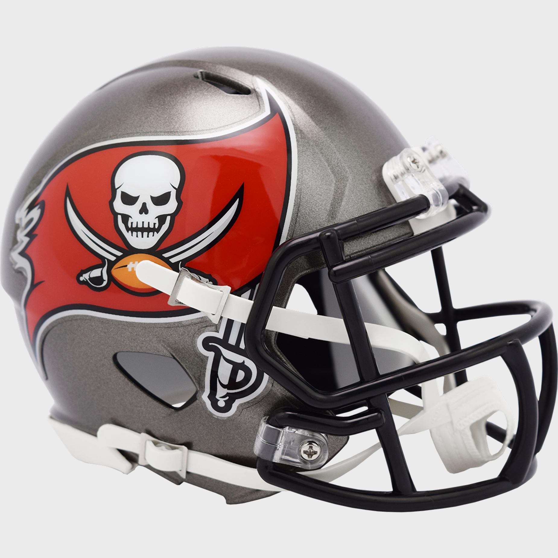 Tampa Bay Buccaneers NFL Mini Speed Football Helmet <B>NEW 2020</B>