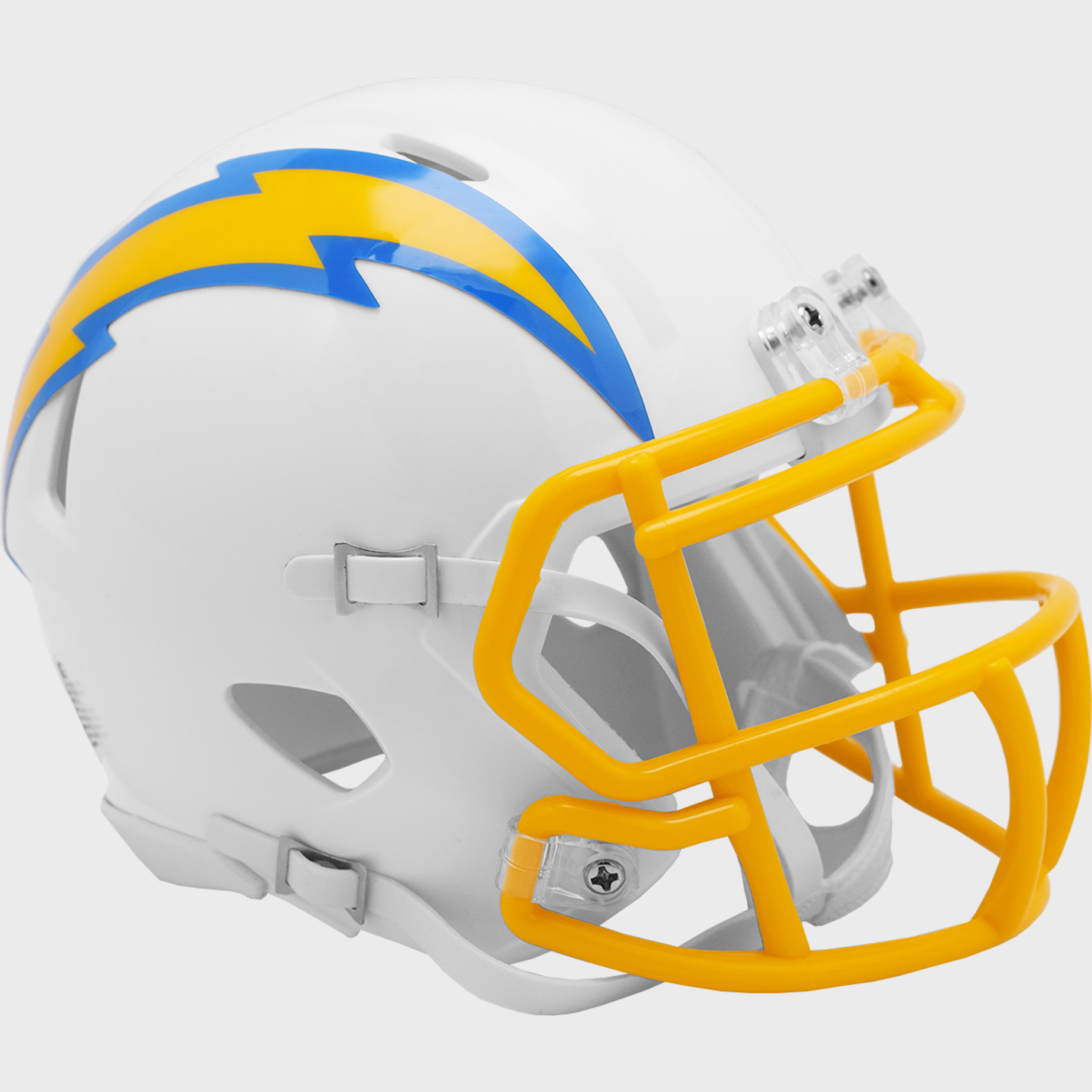 Los Angeles Chargers NFL Mini Speed Football Helmet <B>NEW 2020</B>