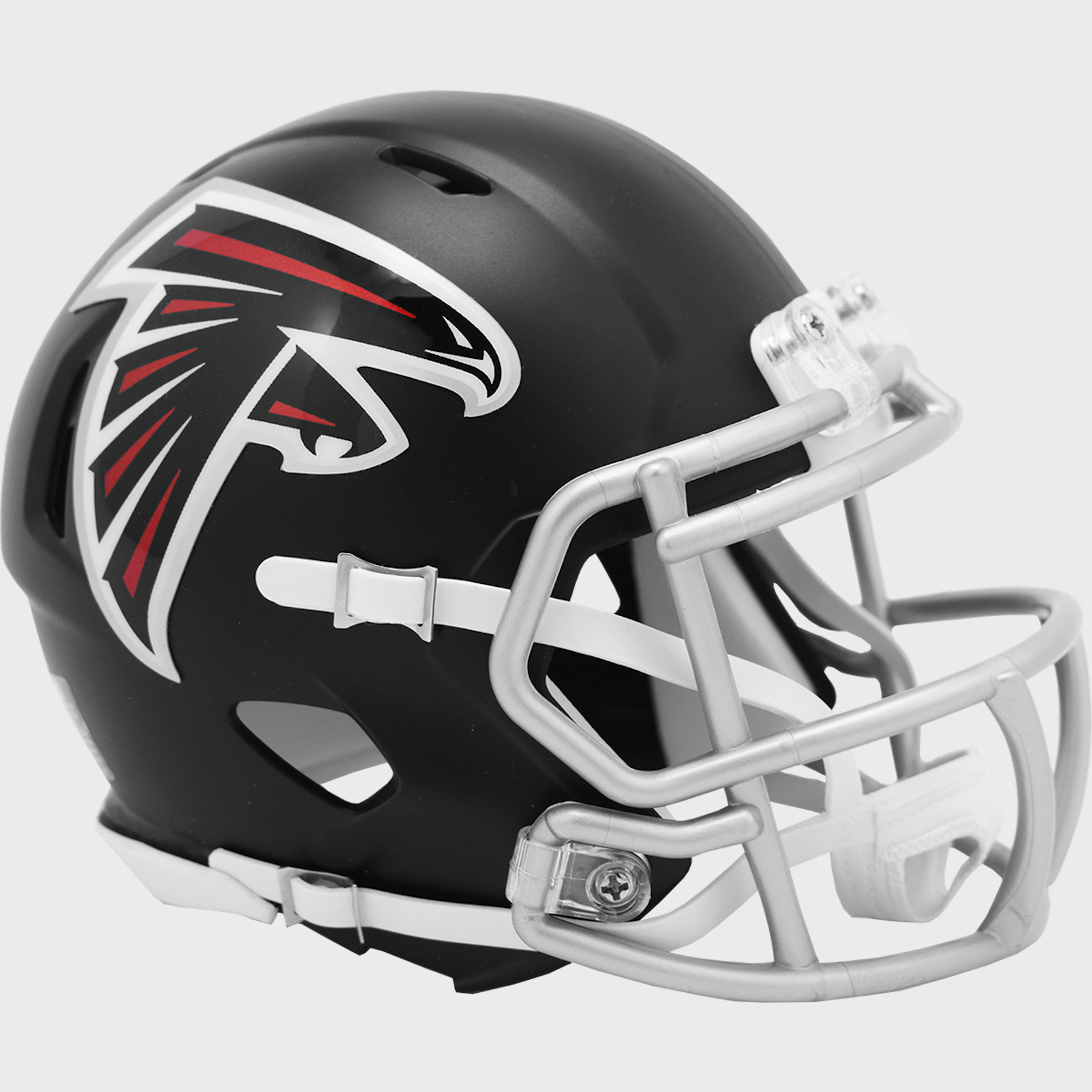 Atlanta Falcons NFL Mini Speed Football Helmet <B>NEW 2020</B>