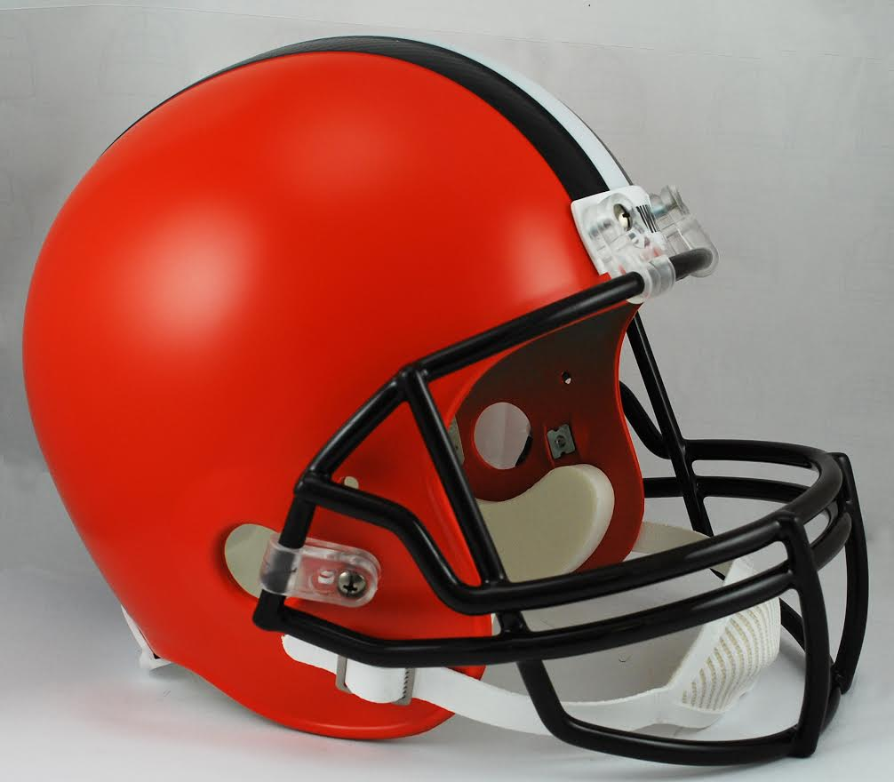 Cleveland Browns Full Size Replica Football Helmet