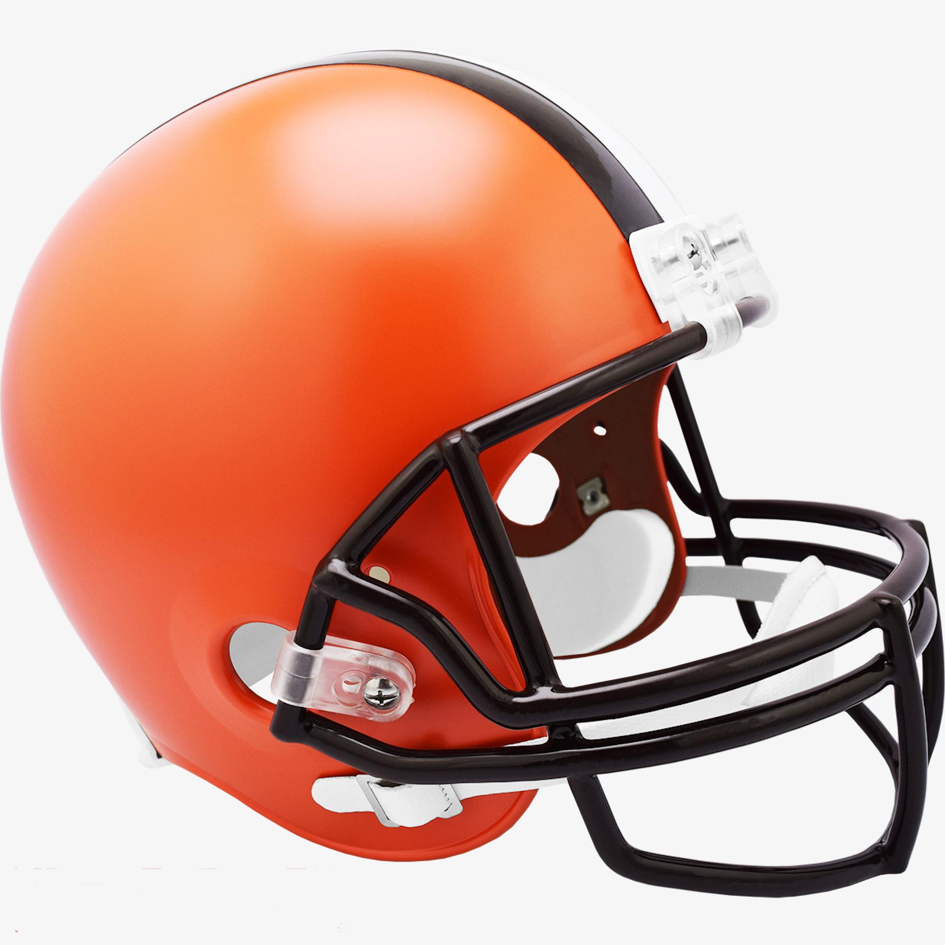 Cleveland Browns Full Size Replica Football Helmet <B>NEW 2020!</B>