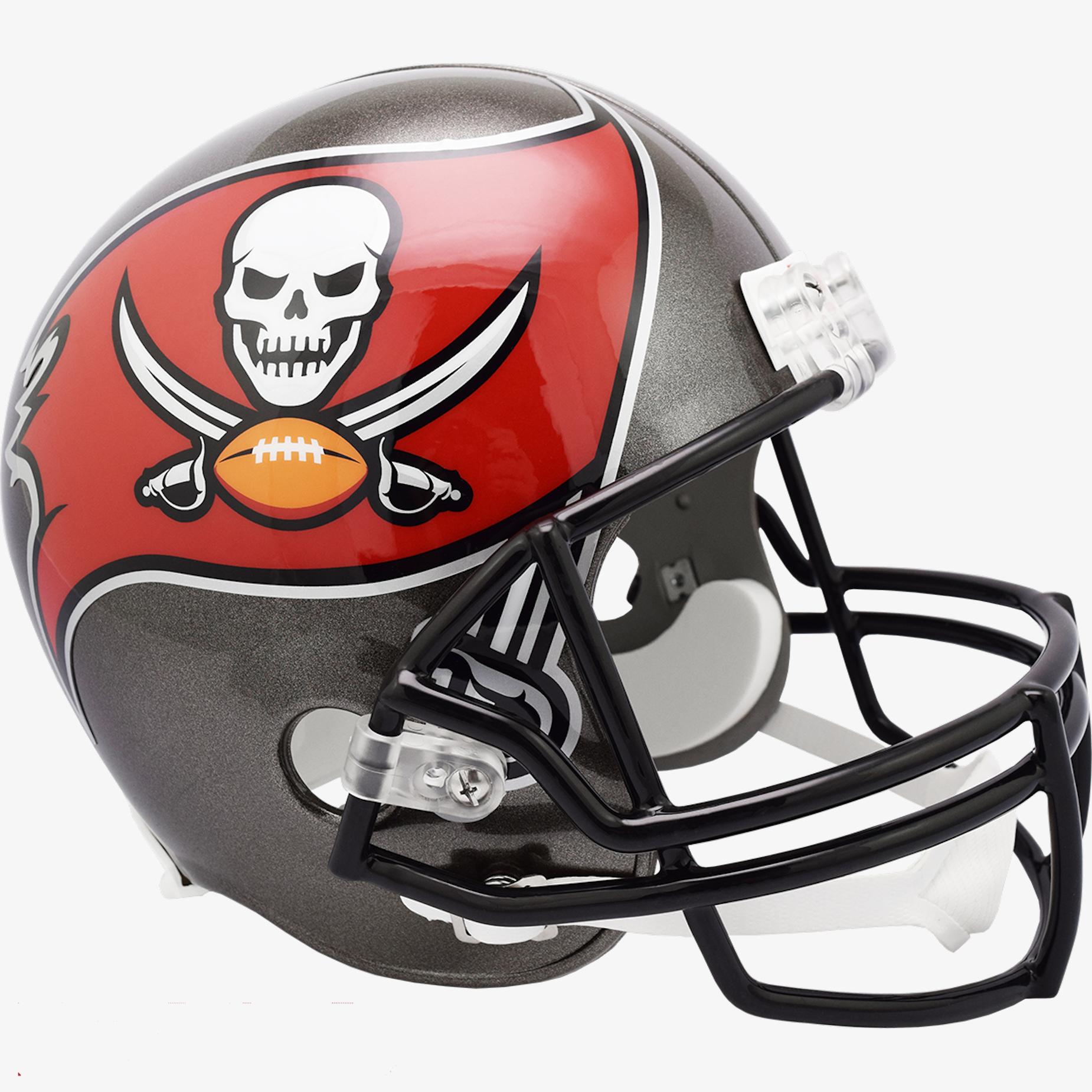 Tampa Bay Buccaneers Full Size Replica Football Helmet <B>NEW 2020</B>