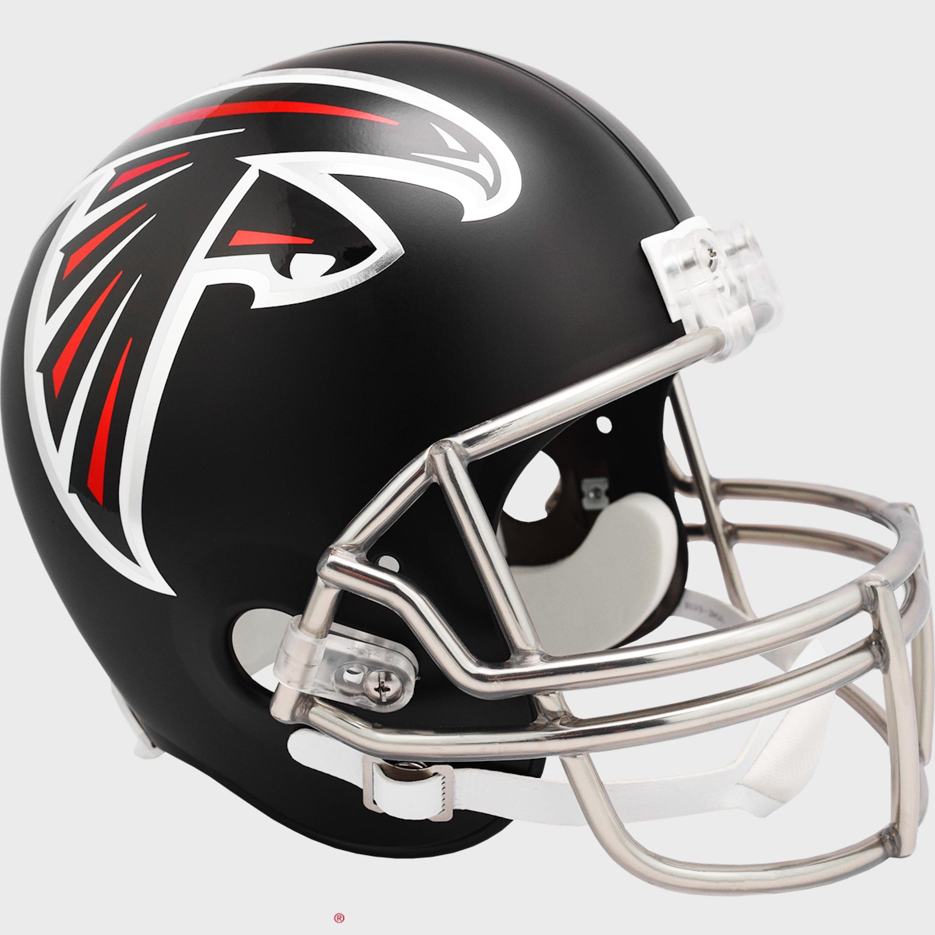 Atlanta Falcons Full Size Replica Football Helmet Sale