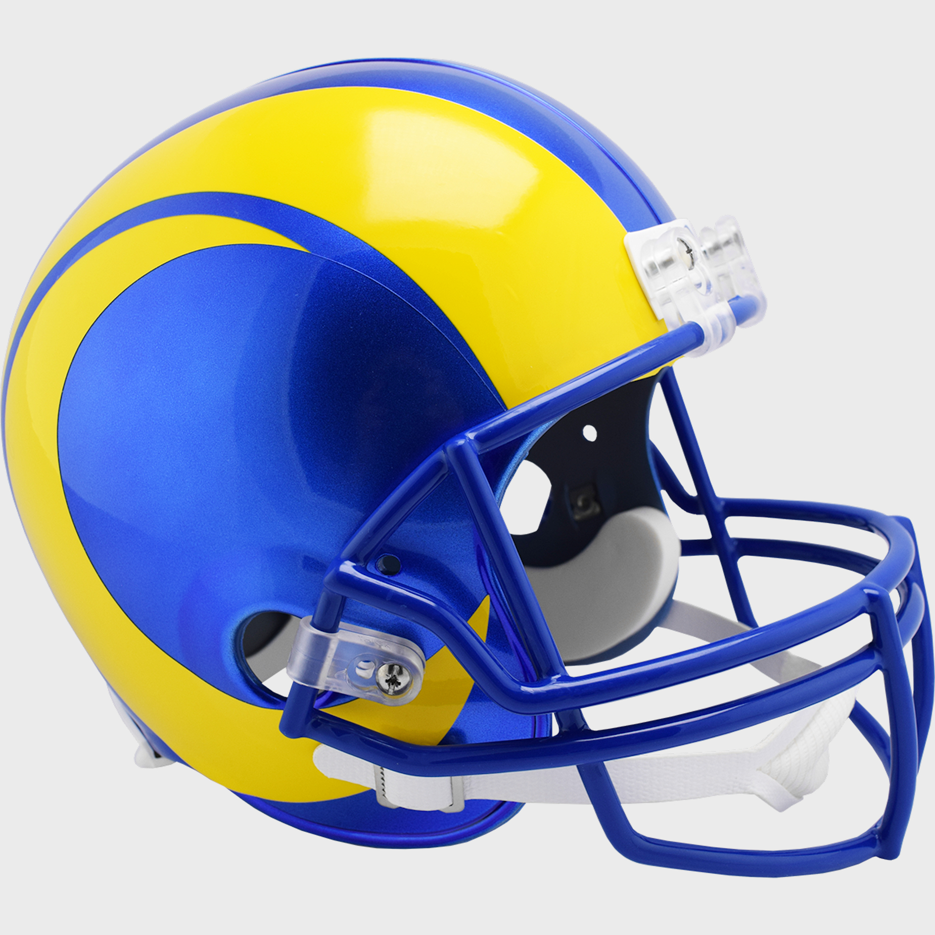 Los Angeles Rams Full Size Replica Football Helmet <B>NEW 2020</B>