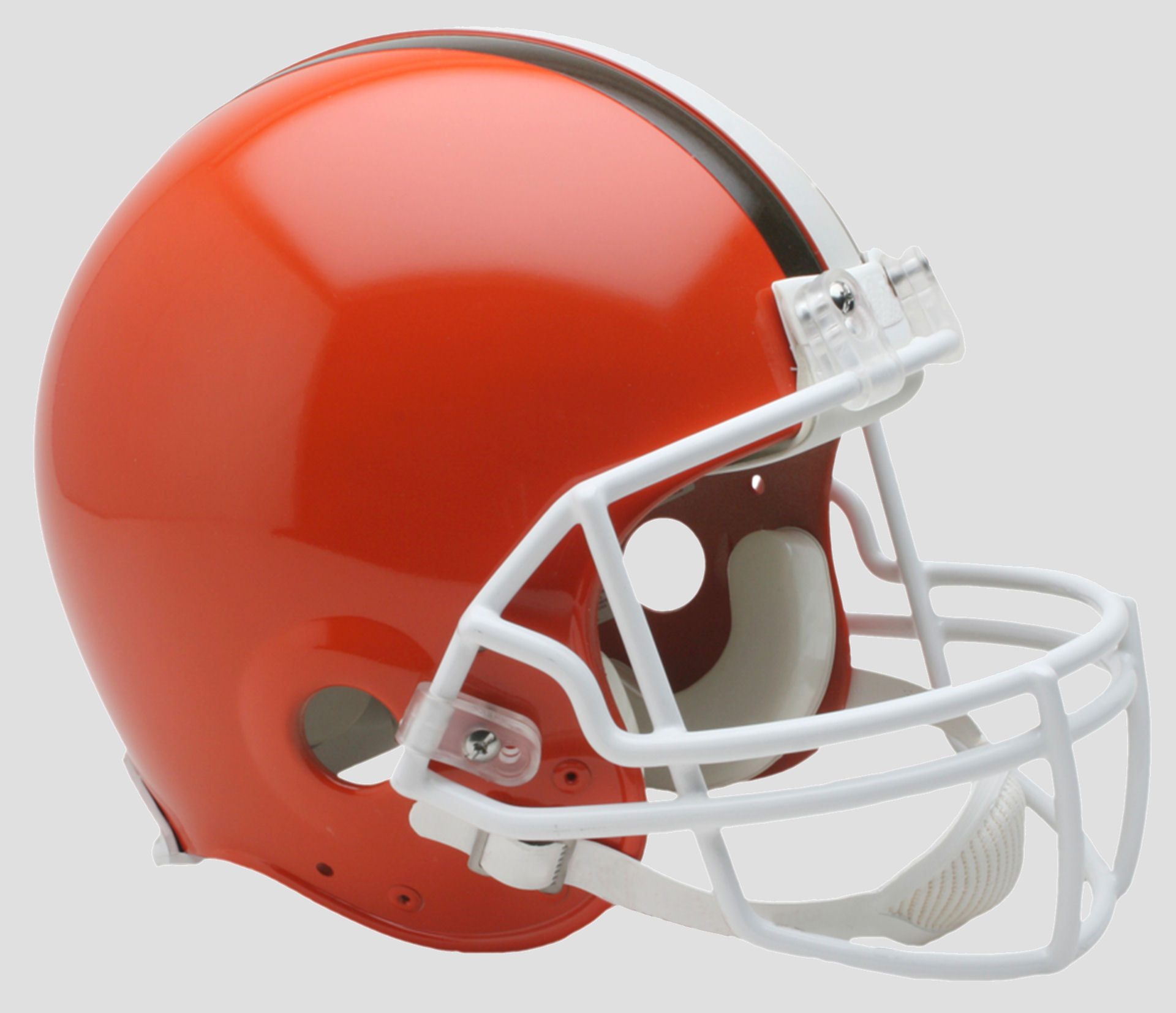 Cleveland Browns 1975 to 2005 Football Helmet