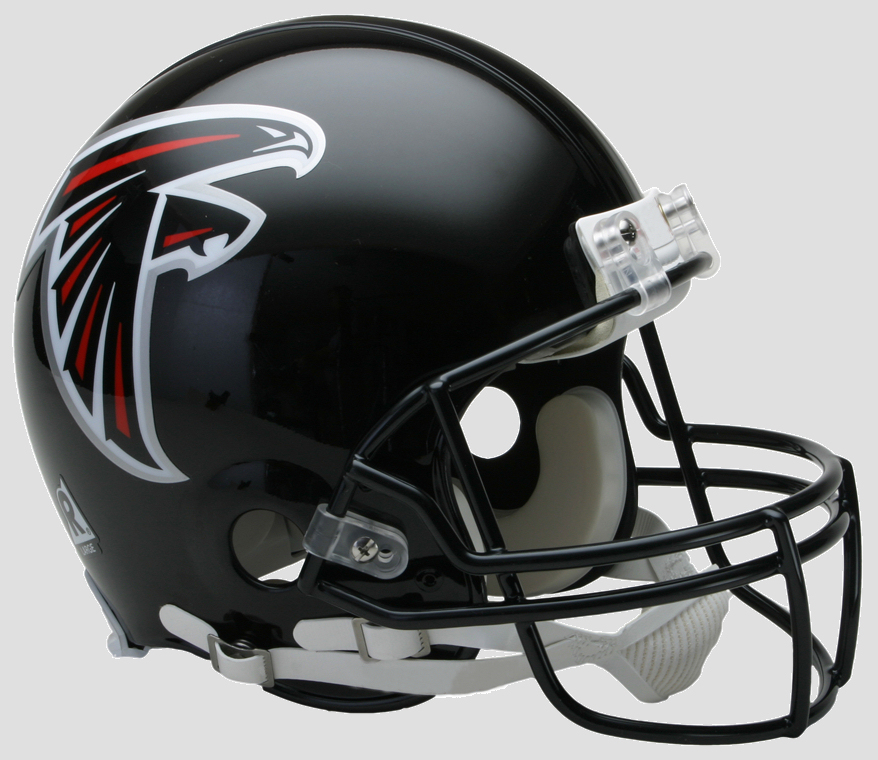 Atlanta Falcons Football Helmet