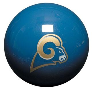 St. Louis Rams Pool Ball <B>BLOWOUT SALE</B>
