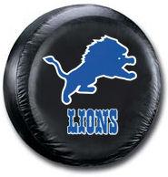 Detroit Lions Tire Cover <B>BLOWOUT SALE</B>