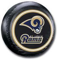 St. Louis Rams Tire Cover <B>BLOWOUT SALE</B>