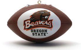 Oregon State Beavers Ornaments Football
