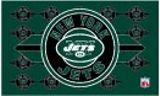 New York Jets Endzone Flag