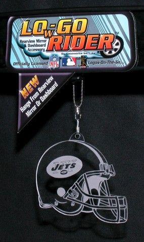 New York Jets Low-Go Rider Helmet Sale