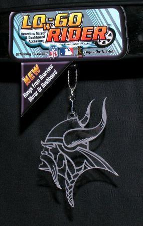 Minnesota Vikings Low-Go Rider Team Logo <B>BLOWOUT SALE</B>