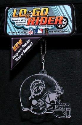 Miami Dolphins Low-Go Rider Helmet Sale