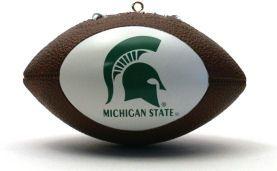 Michigan State Spartans Ornaments Football