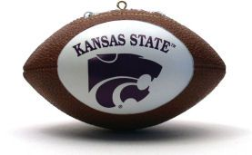 Kansas State Wildcats Ornaments Football