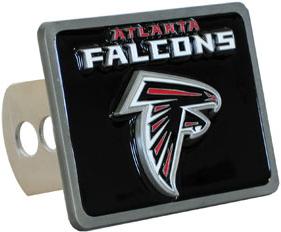 Atlanta Falcons Hitch Cover
