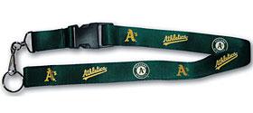 Oakland Athletics MLB Lanyard