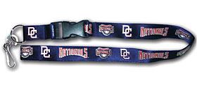 Washington Nationals MLB Lanyard