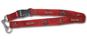 Arizona Diamondbacks MLB Lanyard