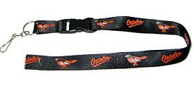Baltimore Orioles MLB Lanyard