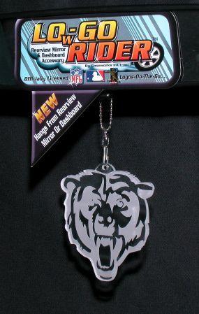 Chicago Bears Low-Go Rider Team Logo <B>BLOWOUT SALE</B>