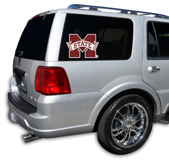 Mississippi State Bulldogs Window Decal