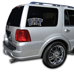 Pittsburgh Panthers Window Decal