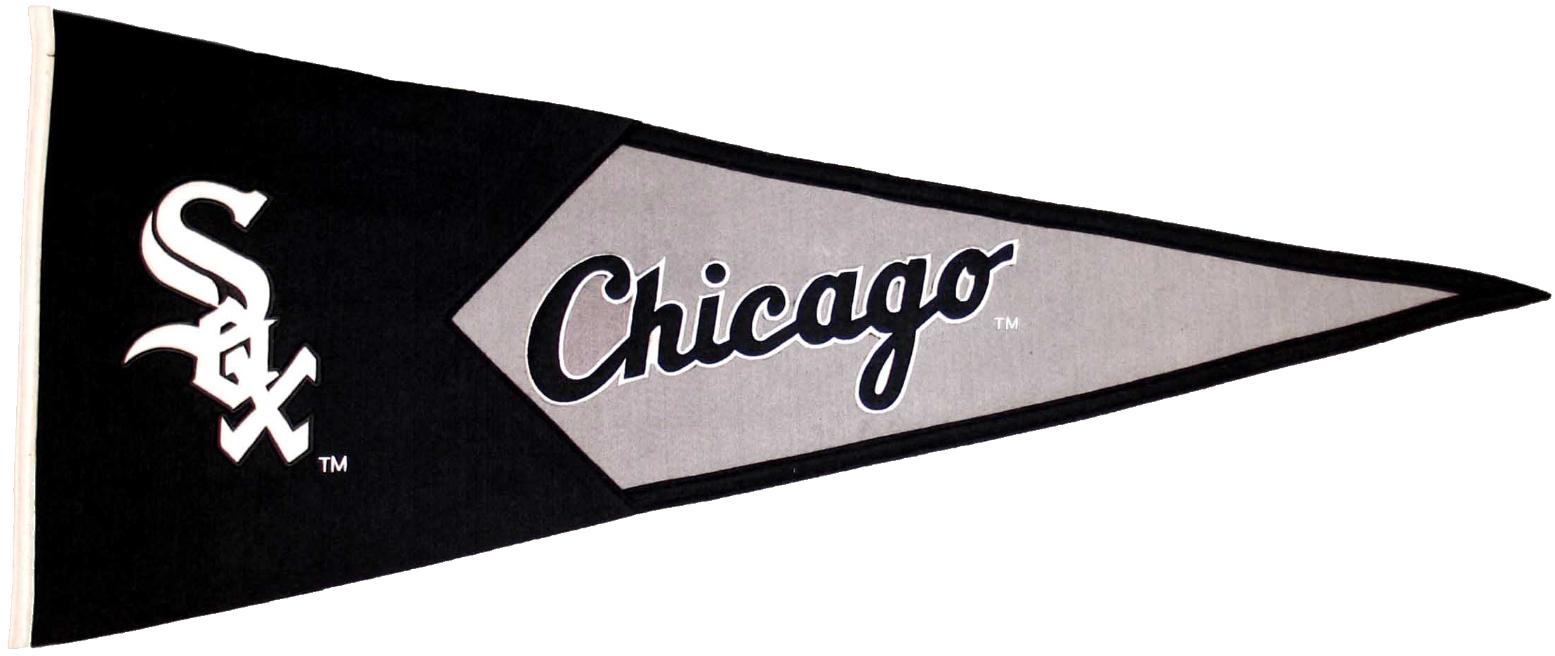 Chicago White Sox MLB Pennant Wool