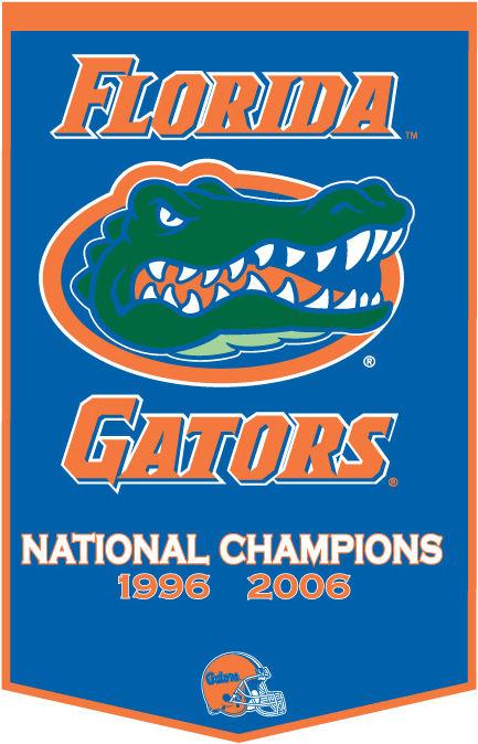 Florida Gators Dynasty Banner