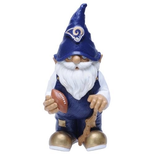 St. Louis Rams Garden Gnome