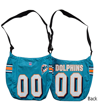 Miami Dolphins NFL Tote Bag