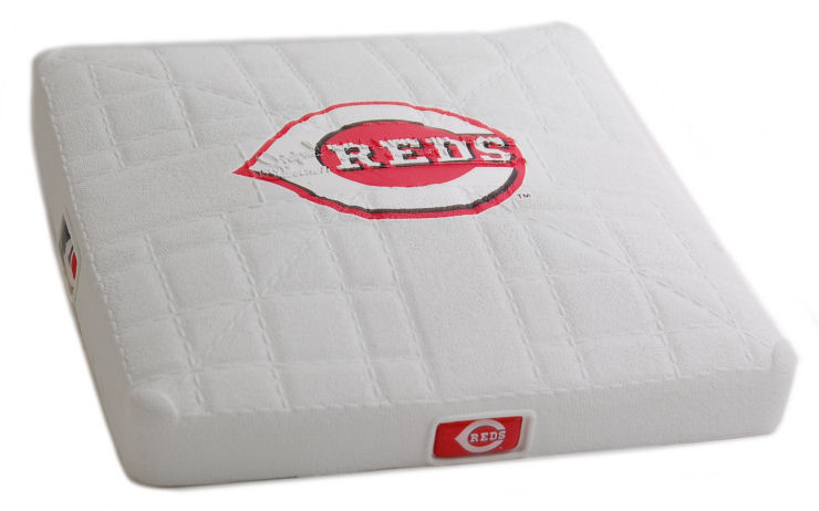 Cincinnati Reds Authentic Mini Base
