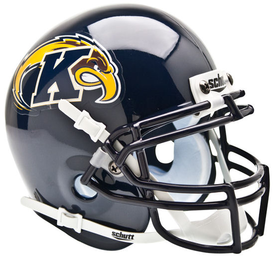 Kent State Golden Flashes Mini XP Authentic Helmet Schutt