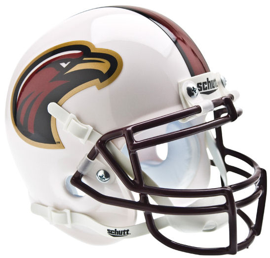 Louisiana (Monroe) Warhawks Mini XP Authentic Helmet Schutt