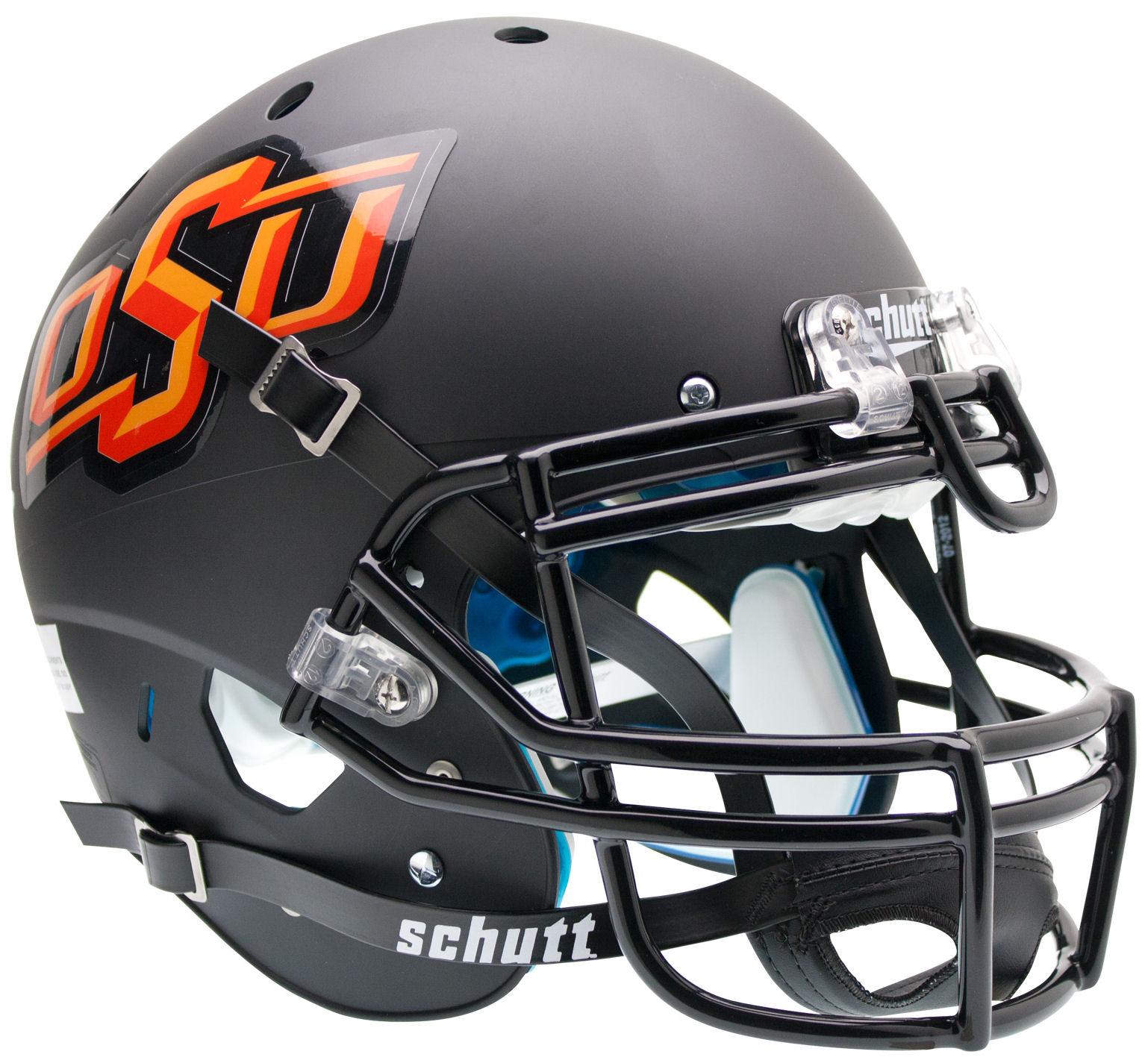 Oklahoma State Cowboys Team Helmet Coffee Table