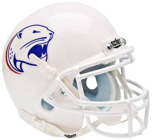 South Alabama Jaguars Mini XP Authentic Helmet Schutt
