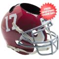 Office Accessories, Desk Items: Alabama Crimson Tide Mini Football Helmet Desk Caddy #16