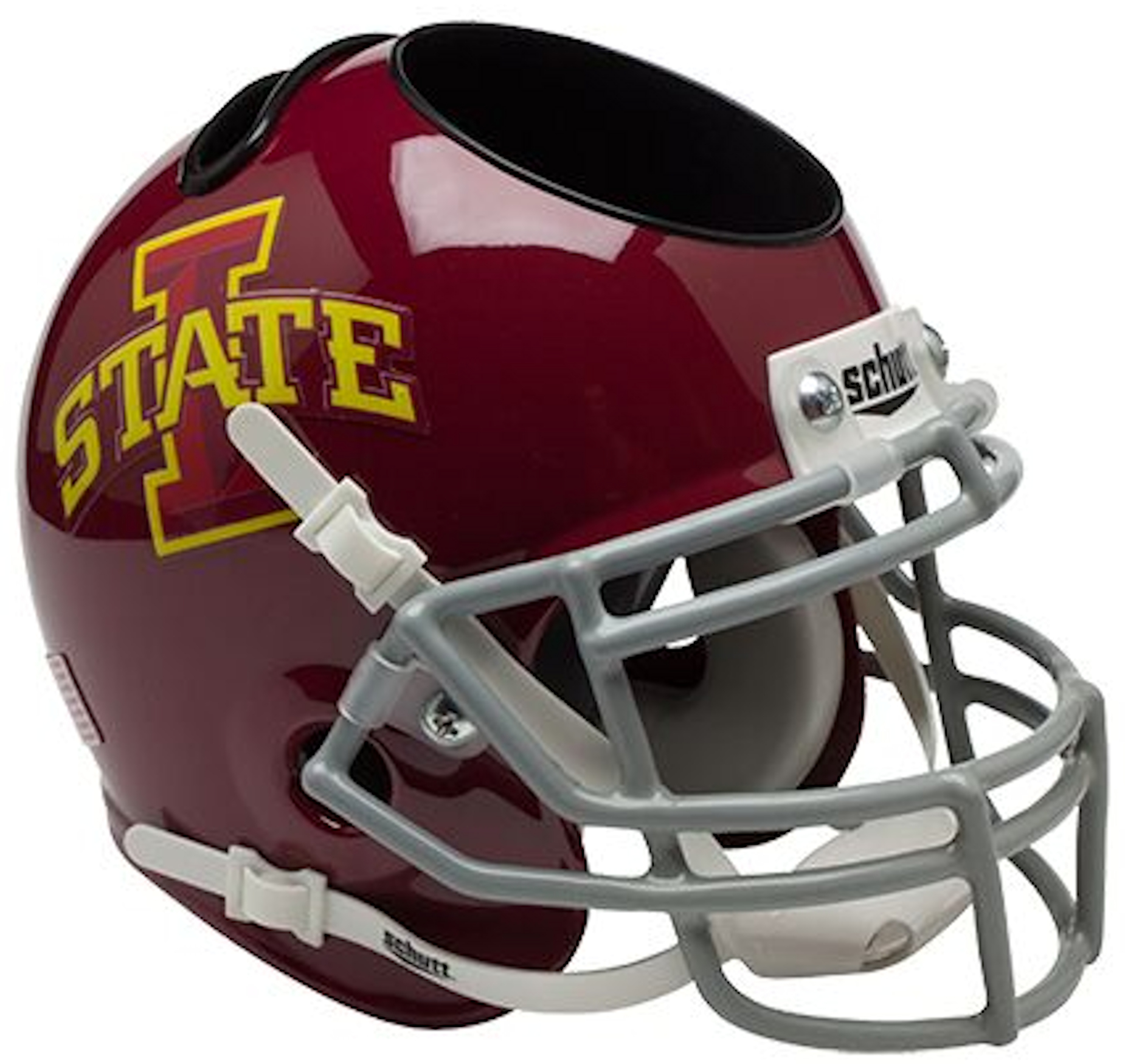 Iowa State Cyclones Miniature Football Helmet Desk Caddy