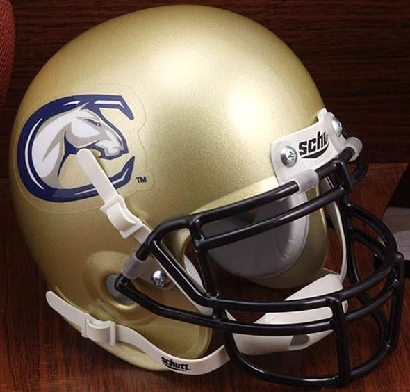 UC Davis Aggies Mini XP Authentic Helmet Schutt