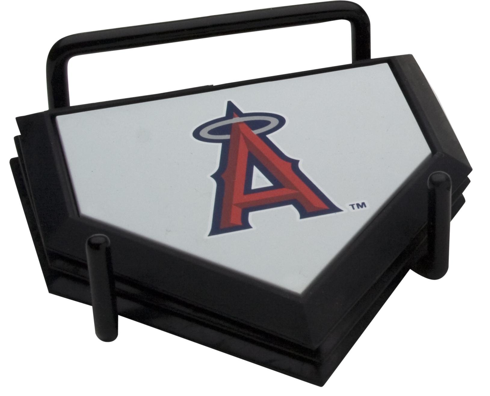 Anaheim Angels Coaster Set MLB