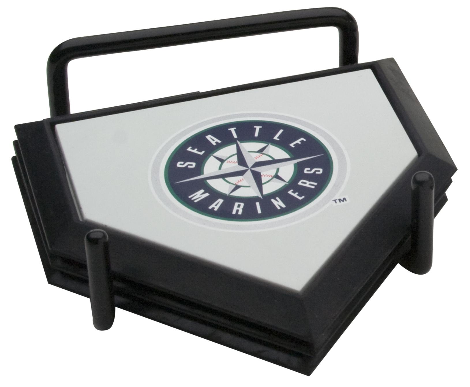 Seattle Mariners Coaster Set MLB
