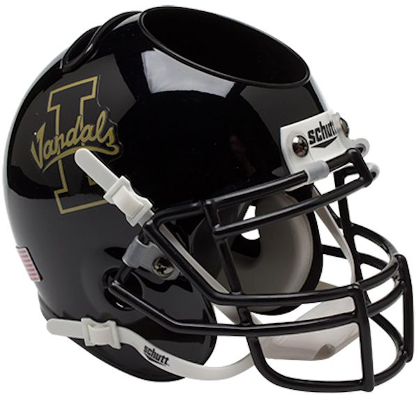 Idaho Vandals Miniature Football Helmet Desk Caddy