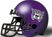 Weber State Wildcats Mini XP Authentic Helmet Schutt